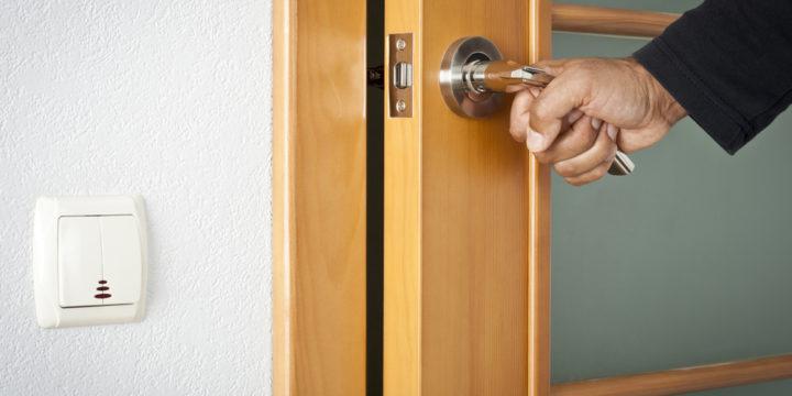 Вскрытие двери